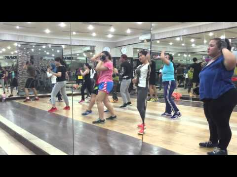 Body Combat 42-07 Excalibur 2000 (Radio Remix) Martial Art at Awesome Gym Kalimalang Jakarta