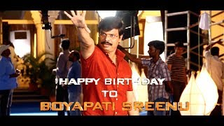 Boyapati Srinu Birthday Special - Legend Movie Making