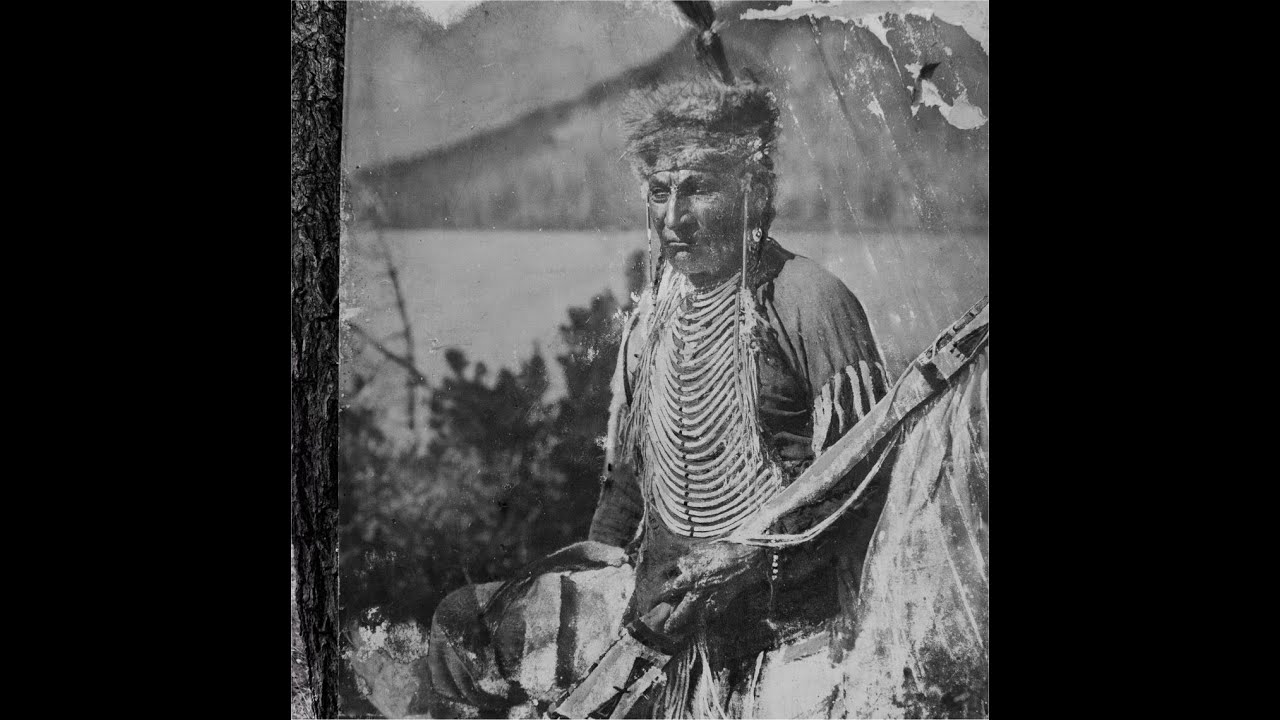 Sioux Traditional Native American Flute Music