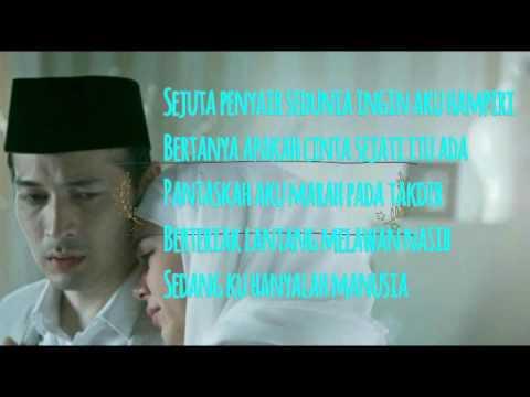 Lirik Lagu Air Mata Surga  Dewi Sandra