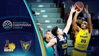 MHP RIESEN Ludwigsburg v UCAM Murcia - Full Game - Basketball Champions League 2018-19