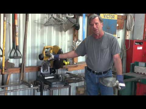 Advantages and Challenges of a Cold Cut Chopsaw - Kevin Caron