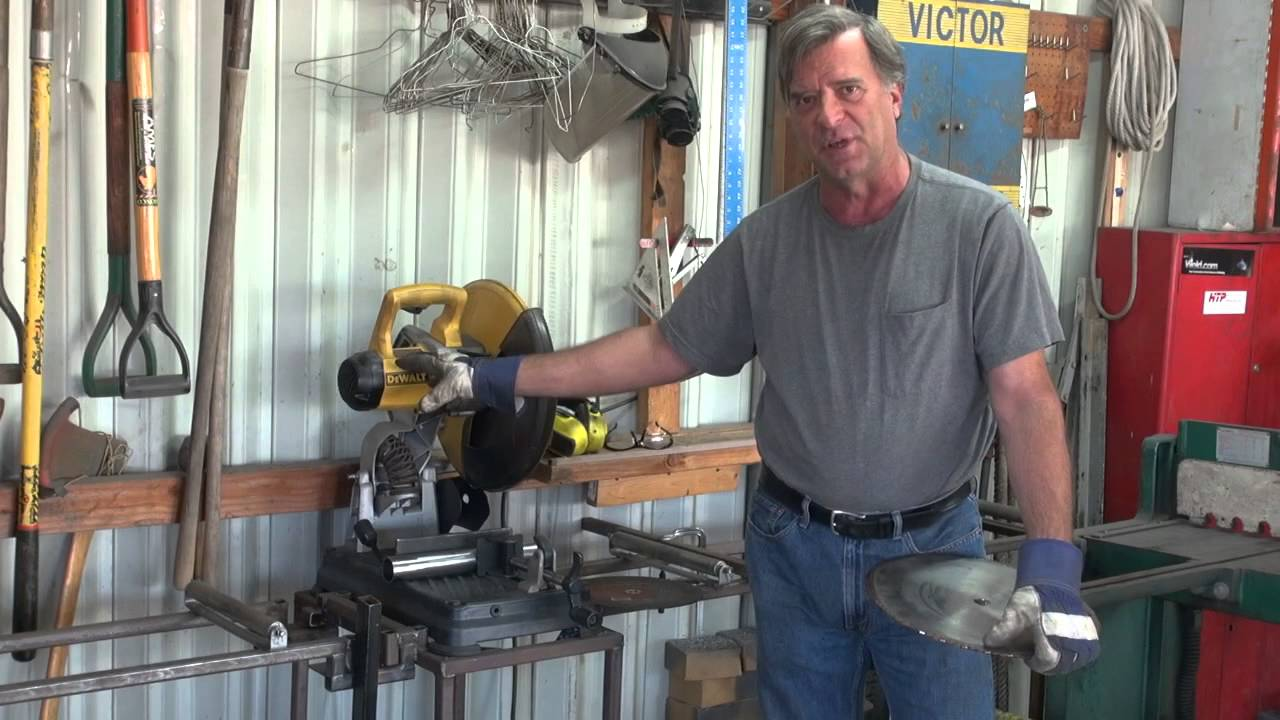 Advantages and Challenges of a Cold Cut Chopsaw  Kevin