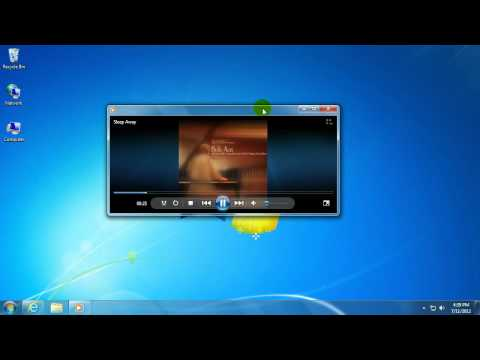 Tech Support: How to download New Visualizations for Windows Media Player
