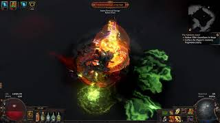 Path of Exile 3.1 - Lich boss