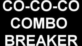COMBO BREAKER!!! SOUND EFFECT