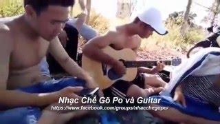 Nhạc Chế Gõ Po và Guitar - Tổng Hợp tất cả các giai điệu Nhạc Chế - Hot 2016