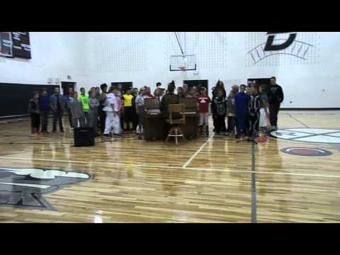 Durand Middle School Chorus Concert 10/31/14 part 2
