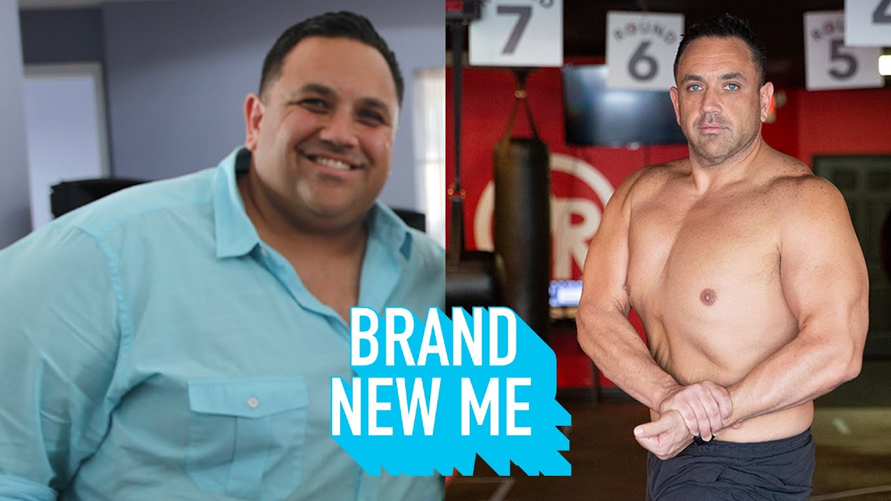 I Lost 210lbs After My Doctor Told Me I Was Dying | BRAND NEW ME