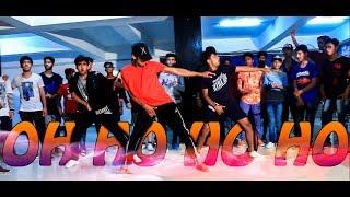 Oh Ho Ho Ho (Remix) Song Dance Choreography @Ajeesh krishna