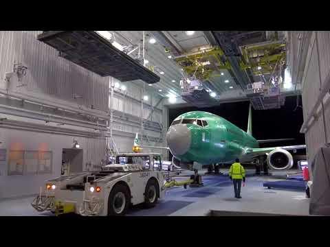 Comment Les Avions Sont-ils Assemblés ? Usine De Boeing 737