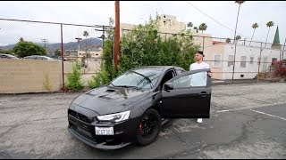 My 900HP EVO X Is For Sale..