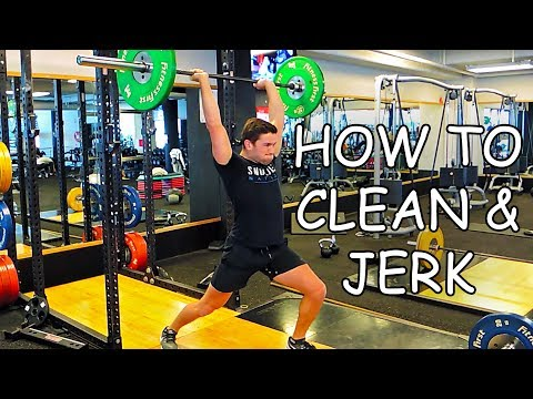 Learning a Clean and Jerk Complex in Manly Sydney