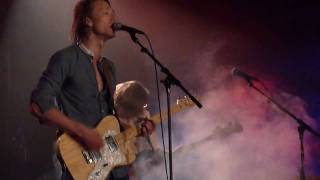 Jochen Distelmeyer, Hinter der Musik, live, Donauinselfest, 26.6.10