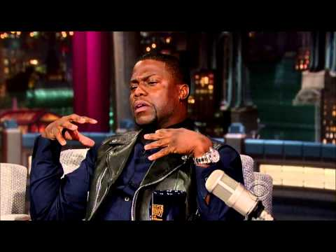 Kevin Hart on David Letterman - January 15 2014 - Full Interview