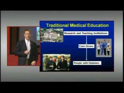 TEDxDelMar 2011 - Steven Edelman, M.D. - Extreme Diabetes Makeover