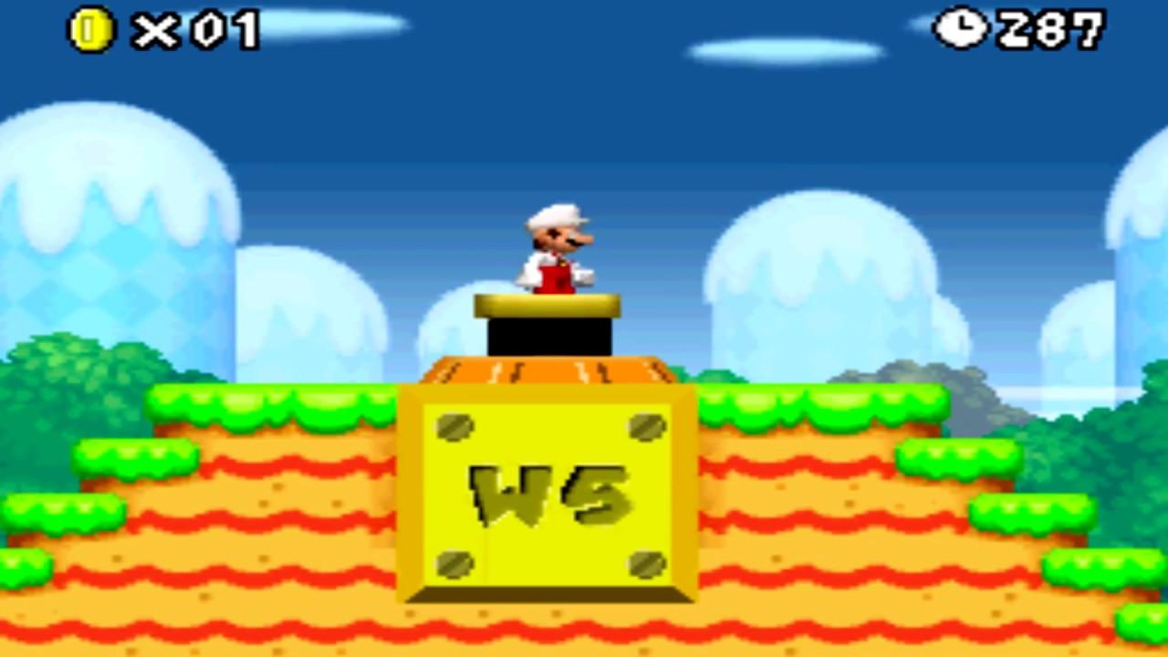 New Super Mario Bros World 1 Warp Cannon Youtube