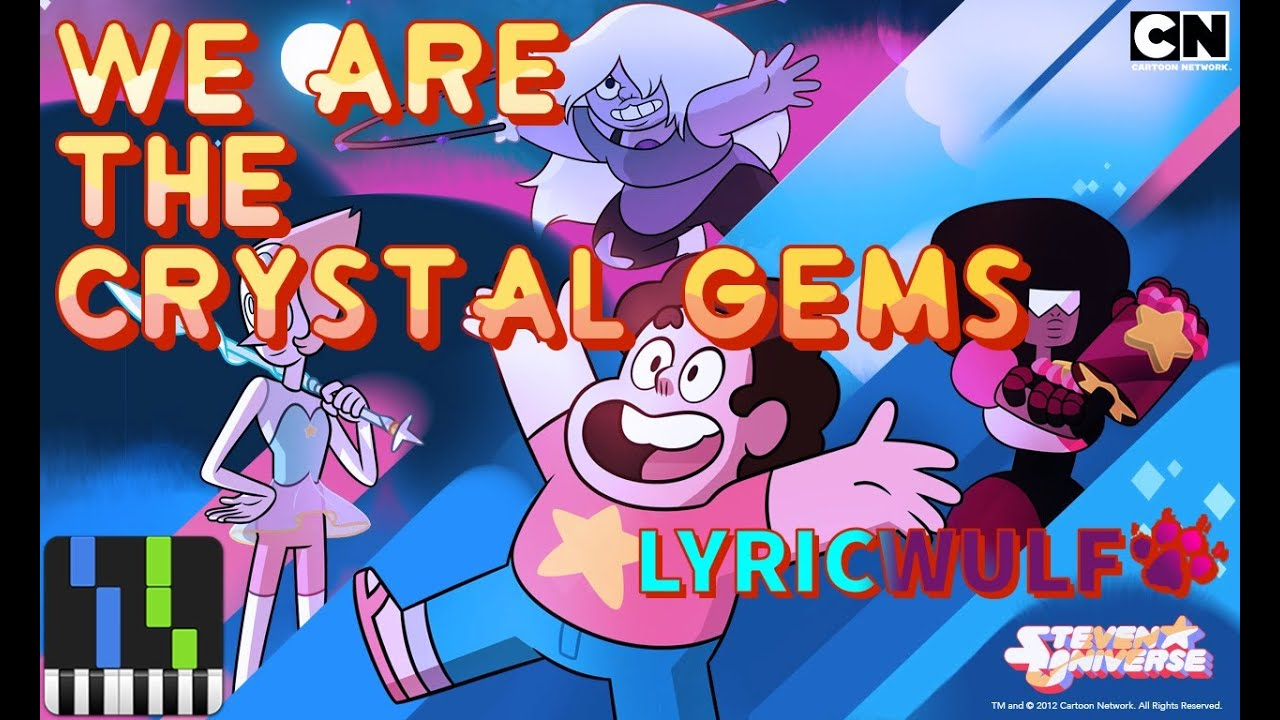 how to play crystal gems on piano