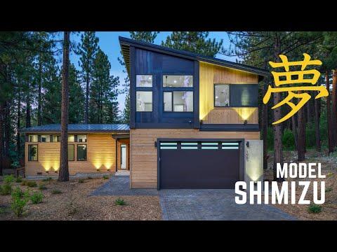 Mountain Modern Home Tour | Lake Tahoe California | By SHEMSS