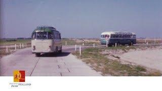 Excursie Provinciale Staten op 28 juni 1957   Provincie Zuid-Holland