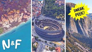 Nat & Friends: Google Earth Sneak Peek