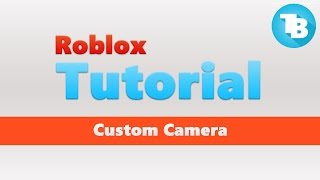Roblox | How to make a Custom Camera | Top down view