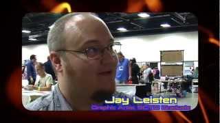 Alumni Spotlight: Jay Leisten, Graphic Artist