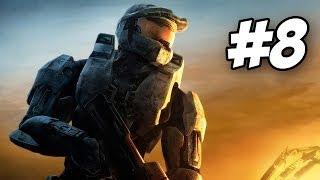 Halo 3 Walkthrough | Floodgate | Part 8 (Xbox 360)