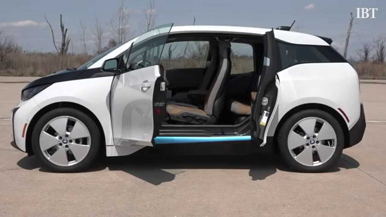 Bmw I3 Review Does The Company S First All Electric Vehicle Work In