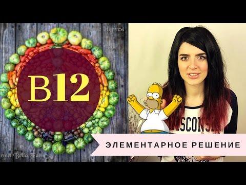 """ВИТАМИН В12 ✅ЭЛЕМЕНТАРНОЕ РЕШЕНИЕ """"ПРОБЛЕМЫ"""""""