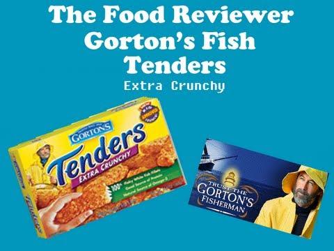 Gortons Extra Crispy Fish Tenders