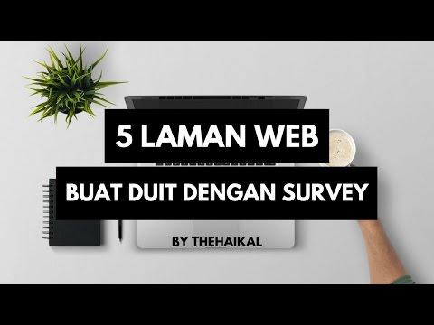 Cara SAH Buat Duit Dengan Online Survey