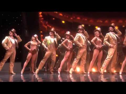 A Chorus Line  Olivier Awards performance
