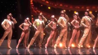 A Chorus Line - Olivier Awards performance