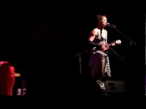"""Amanda Palmer - """"Ukulele Anthem"""" Live at The Fisher Center for the Performing Arts at Bard College"""