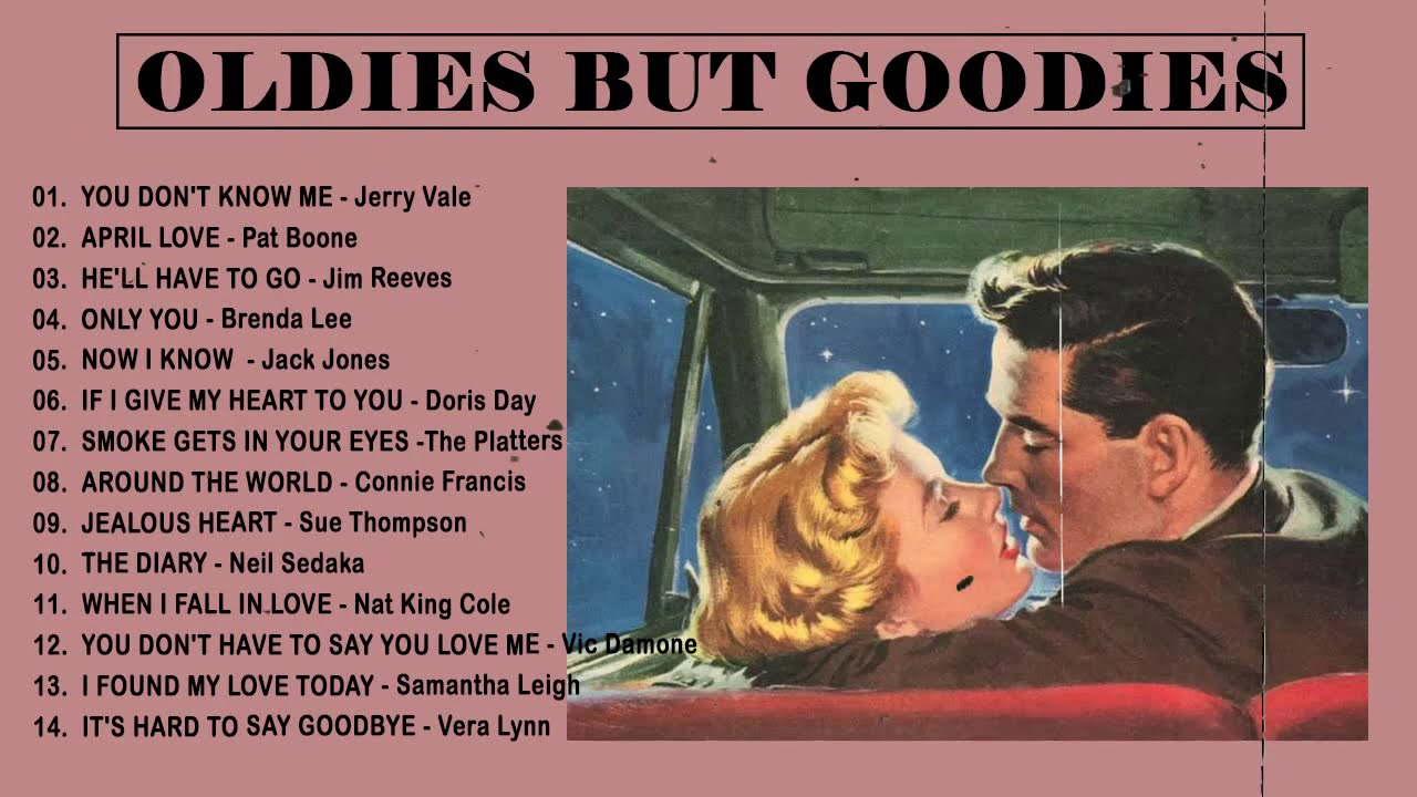 Download OLDIES BUT GOODIES ~ Songs of the 50's & 60's - Various Artists