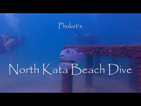 Phuket's North Kata Beach Dive: Ep. 89 - Eastbound and Up