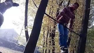 Тренировка в лесу и не только!