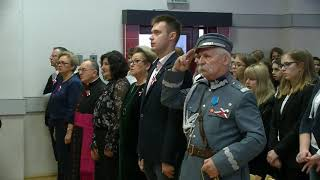 OLSZTYN24: Narodowe Święto Niepodległości w ZSO nr 7 w Olsztynie (1)