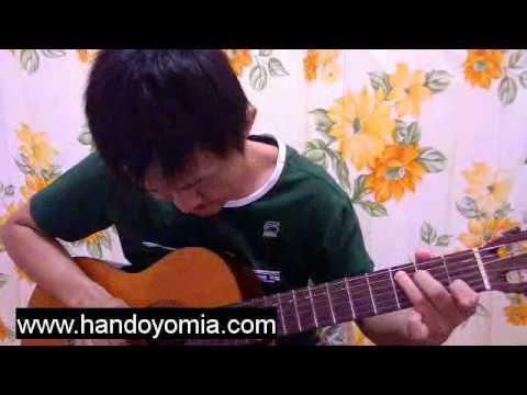 Bila Tiba ( OST Sang Kiai )- Ungu - Fingerstyle Guitar Solo
