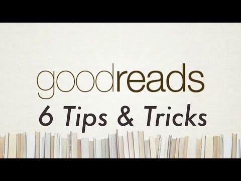 6 Goodreads Tips & Hidden Features