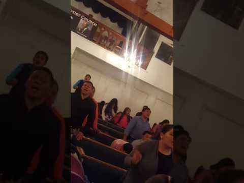 Vigilia Conciliar Jovenes Cristianos Huntington Long Island. Pastor Carlos Ortiz