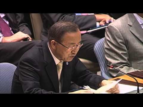 As Security Council debates Mali crisis, Ban urges targeted action to thwart terror, crime