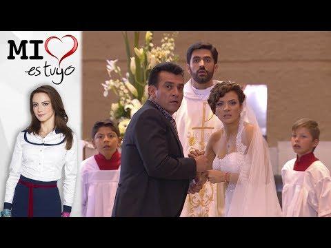 La boda de Ana y Fernando | Mi corazón es tuyo - Televisa
