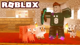Mineblox - Minecraft in Roblox!