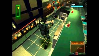 Covert Ops: Nuclear Dawn - Gameplay PSX / PS1 / PS One / HD 720P (Epsxe)