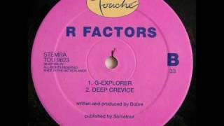 R Factors - G-Explorer