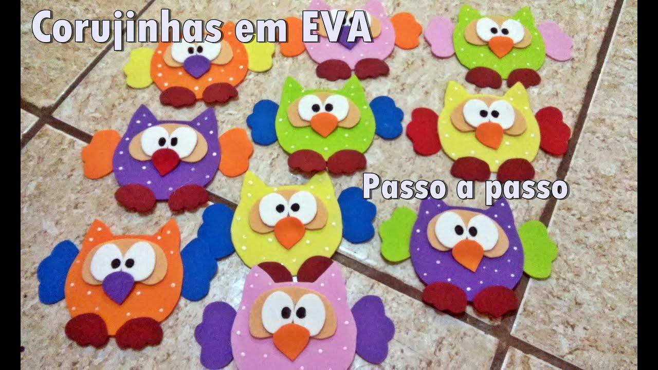 Corujinha De Eva Youtube