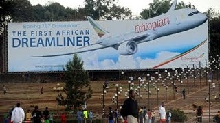 Fire on Ethiopian Airlines Boeing 787 Dreamliner closes Heathrow runways