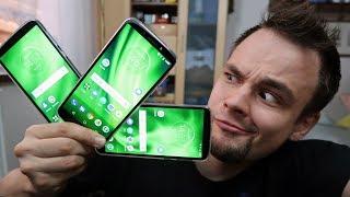 ZNAJDŹ RÓŻNICĘ   3x Motorola MOTO G6